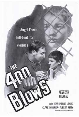 The 400 Blows - 27 x 40 Movie Poster - Style A