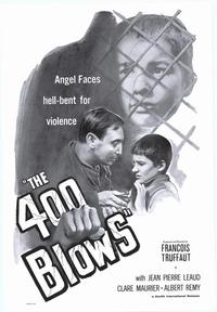 The 400 Blows - 43 x 62 Movie Poster - Bus Shelter Style A