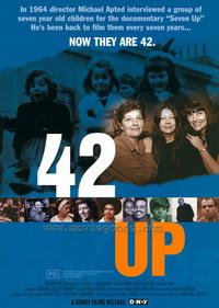 42: Forty Two Up - 11 x 17 Movie Poster - Style A