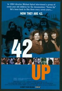 42: Forty Two Up - 27 x 40 Movie Poster - Style A