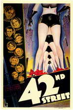 42nd Street - 11 x 17 Movie Poster - Style A