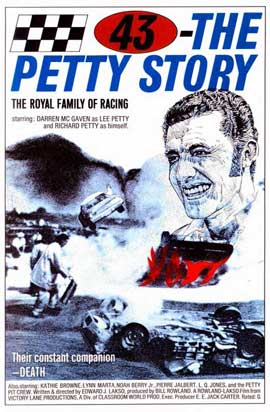 43 - The Petty Story - 11 x 17 Movie Poster - Style A