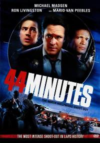 44 Minutes: The North Hollywood Shoot-Out - 27 x 40 Movie Poster - Style A