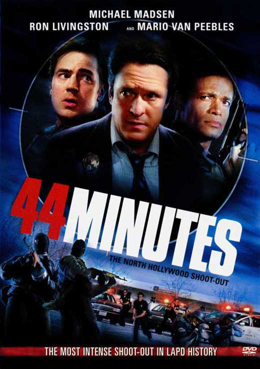 Minutes The North Hollywood Shootout Full Length Movie