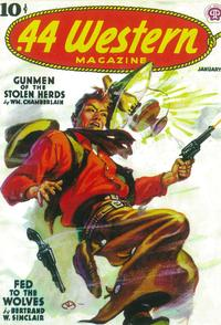 .44 Western Magazine (Pulp) - 11 x 17 Pulp Poster - Style A