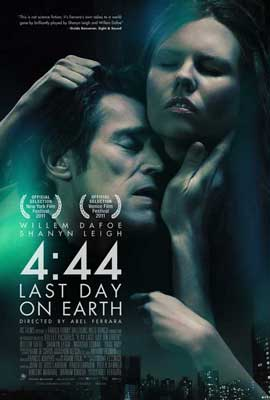 4:44 Last Day on Earth - 27 x 40 Movie Poster - Style A