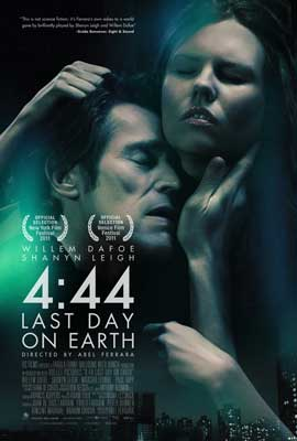 4:44 Last Day on Earth - 43 x 62 Movie Poster - Bus Shelter Style A