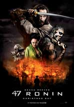 47 Ronin - 27 x 40 Movie Poster - Style A