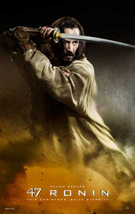 47 Ronin - 27 x 40 Movie Poster - Style B