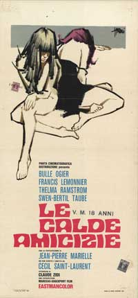 48 Hours of Love - 13 x 28 Movie Poster - Italian Style A