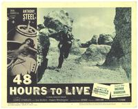 48 Hours to Live - 11 x 14 Movie Poster - Style B