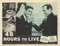48 Hours to Live - 11 x 14 Movie Poster - Style F