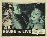 48 Hours to Live - 11 x 14 Movie Poster - Style G