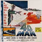 The 4D Man - 30 x 30 Movie Poster - Style A