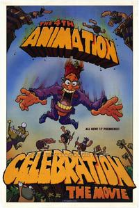 4th Animation Celebration The Movie - 27 x 40 Movie Poster - Style A