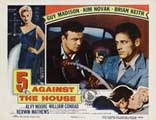 5 Against the House - 11 x 14 Movie Poster - Style B