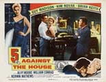5 Against the House - 11 x 14 Movie Poster - Style C