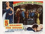 5 Against the House - 11 x 14 Movie Poster - Style H