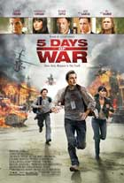 5 Days of War - 11 x 17 Movie Poster - Style C