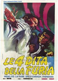 Five Fingers of Death - 11 x 17 Movie Poster - French Style A