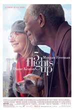 """5 Flights Up"" Movie Poster"