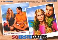 50 First Dates - 11 x 14 Poster French Style C
