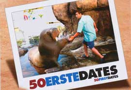50 First Dates - 11 x 14 Poster French Style E