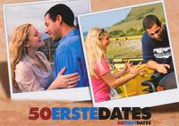 50 First Dates - 11 x 14 Poster French Style F