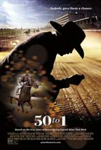 """50 to 1"" Movie Poster"