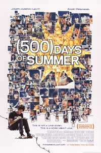 500 Days of Summer - 43 x 62 Movie Poster - Bus Shelter Style A