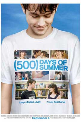 500 Days of Summer - 11 x 17 Movie Poster - UK Style A