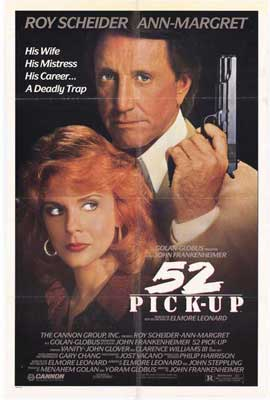 52 Pick-Up - 27 x 40 Movie Poster - Style A