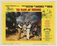 55 Days at Peking - 11 x 14 Movie Poster - Style A