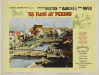 55 Days at Peking - 11 x 14 Movie Poster - Style D