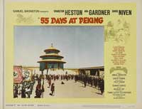 55 Days at Peking - 11 x 14 Movie Poster - Style E