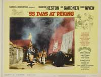 55 Days at Peking - 11 x 14 Movie Poster - Style G