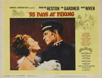 55 Days at Peking - 11 x 14 Movie Poster - Style I
