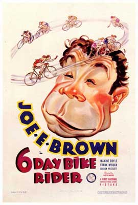 6 Day Bike Rider - 27 x 40 Movie Poster - Style A
