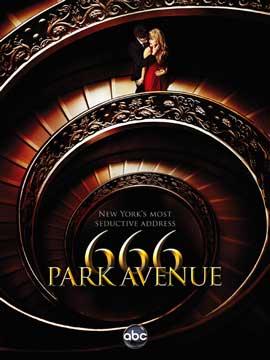 666 Park Avenue (TV) - 11 x 17 TV Poster - Style A