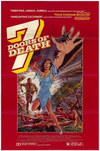 7 Doors of Death - 27 x 40 Movie Poster - Style A