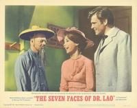 7 Faces of Dr. Lao - 11 x 14 Movie Poster - Style A
