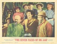 7 Faces of Dr. Lao - 11 x 14 Movie Poster - Style C