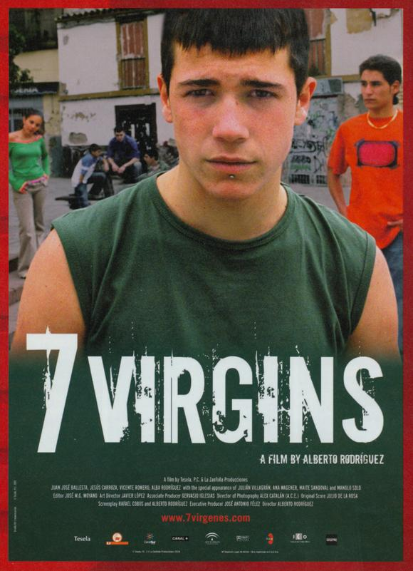 7 virgenes movie