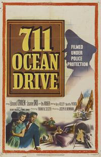 711 Ocean Drive - 11 x 17 Movie Poster - Style B