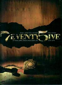 7eventy 5ive - 11 x 17 Movie Poster - Style A