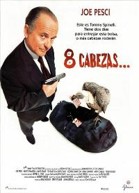 8 Heads in a Duffel Bag - 27 x 40 Movie Poster - Spanish Style A