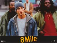 8 Mile - 11 x 14 Poster French Style B
