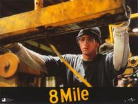 8 Mile - 11 x 14 Poster French Style C