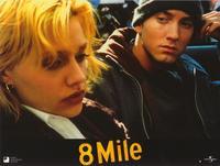 8 Mile - 11 x 14 Poster French Style E