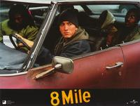 8 Mile - 11 x 14 Poster French Style F
